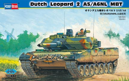 Leopard 2 A5/A6 NL - the Netherlands