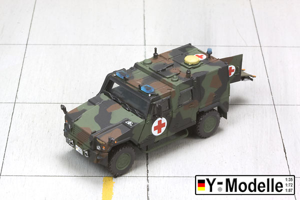 MOWAG EAGLE IV - BAT