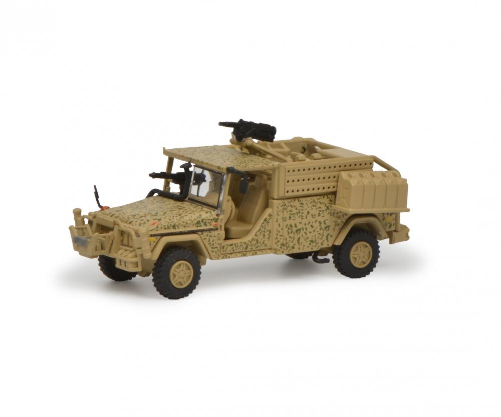 Schuco H0 45 264 2800 Lkw leicht 250 GD Wolf Feldjäger Bw Bundeswehr NEU /& OVP