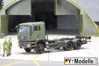 MAN TGA 26.440 Containertransporter