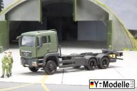 MAN TGS 26.440 Containertransporter